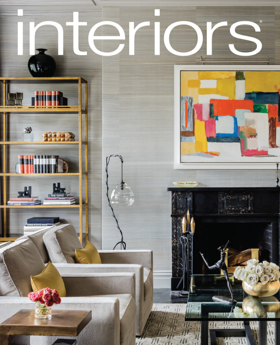 February March 2016 Interiors Magazine: interior magazine