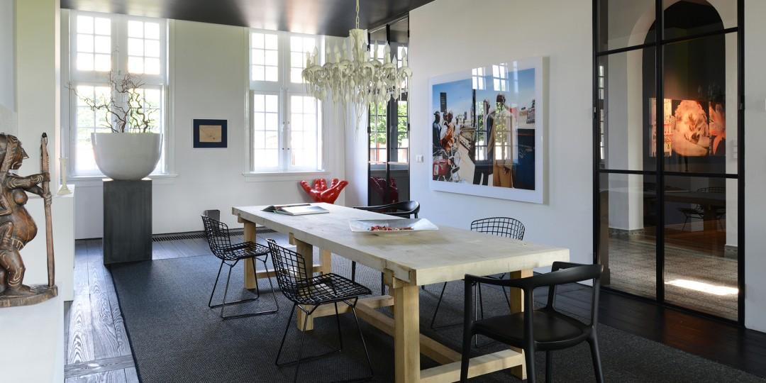 Modern renovation in belgium interiors magazine for Interieur belgium