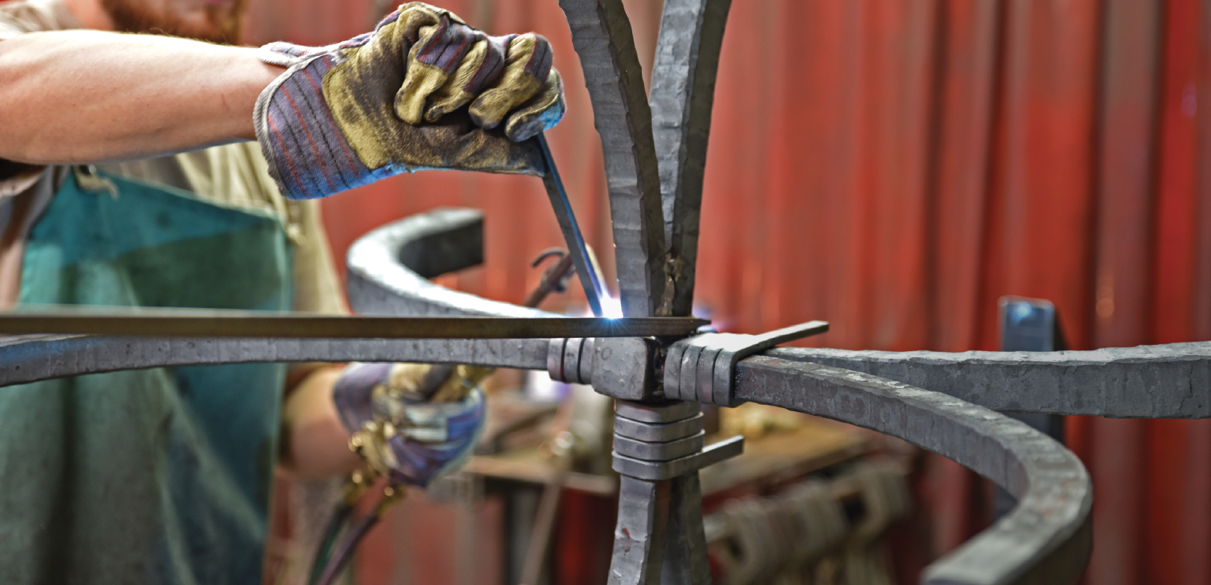 At Charleston Forge In Boone, North Carolina, The Factory Floor Vibrates  With The Concussion Of Hammers Against Anvils As Skilled Artists Create  Stunning, ...