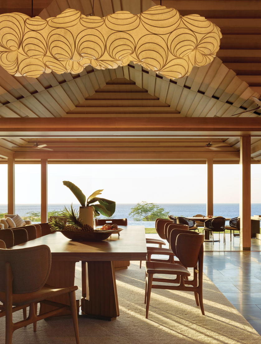 An Elegant Modern Beach House in Hawaii | Interiors Magazine