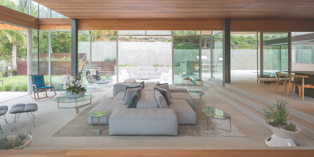 Iconic architect Ray Kappe designs a modern house in Beverly Hills ...