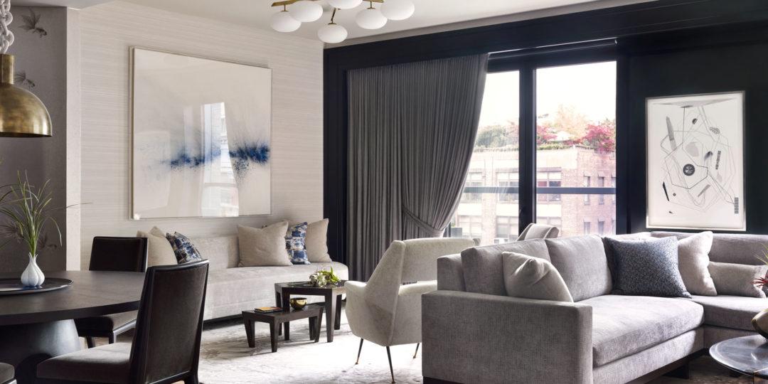 Chic, Modern New York City Apartment | Interiors Magazine